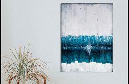 "Obraz Akryl ""Osada"" 60x80 cm"