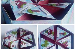 Pudełko Bombonierka na ślub #02