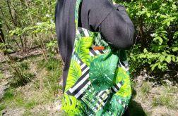 Torba na ramię /plażowa bawełna