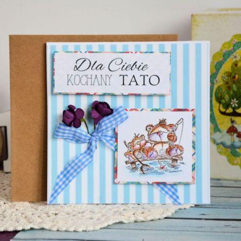 Kartka - Dla Ciebie kochany Tato