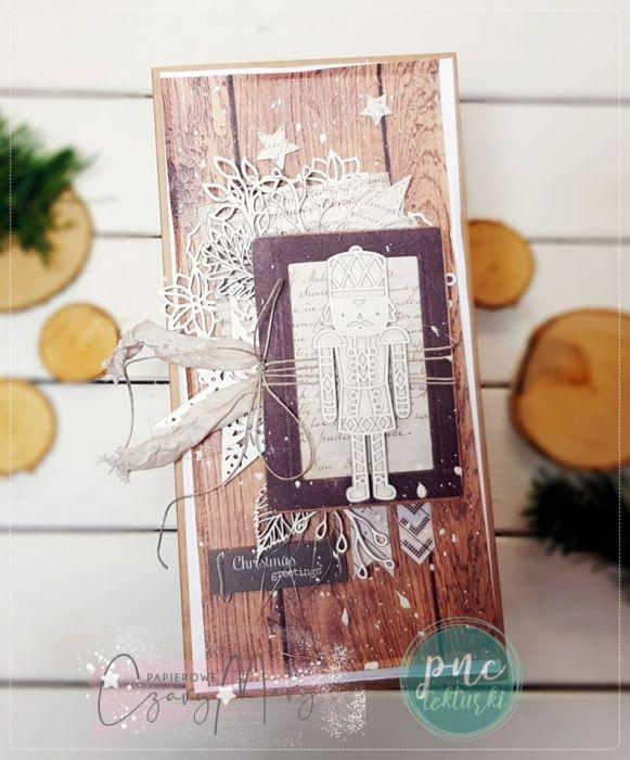 Kartka na Boże Narodzenie #303