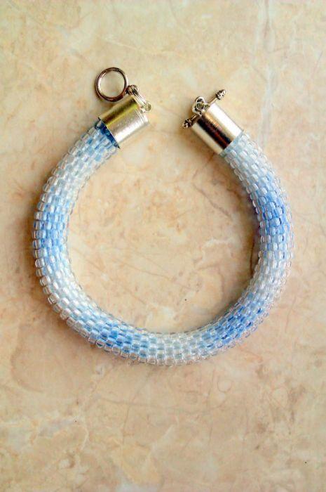 wąż koralikowy 1