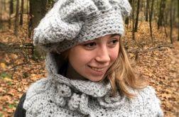 Komplet freeform crochet