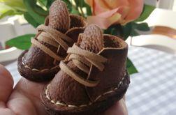 Buty dla lalek handmade
