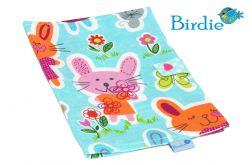 Okładka, etui na książeczkę zdrowia dziecka z kieszonką na receptę - HandMade -32