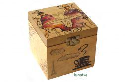 CAFE PARISIENNE - pudełko