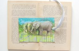 Zakładka do książki-Zoo 1