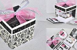 Elegancki box ślubny