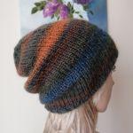 Jesienne morze czapka -