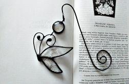 Zakładka do książki Motyl przeżroczysty