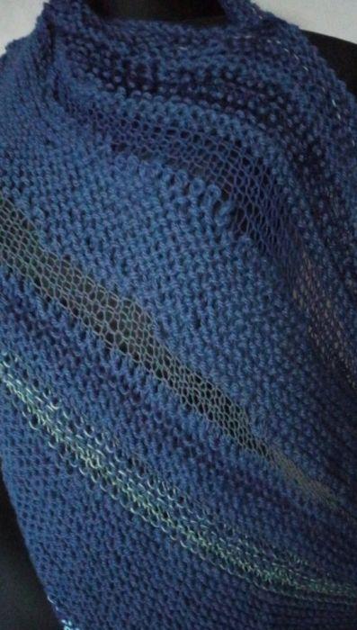 Chusta Blue Jeans - chusta