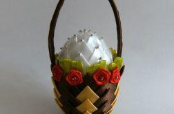 Koszyczek z jajkiem