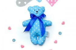 Mini zwierzaczki Słodziutki Miś niebieski