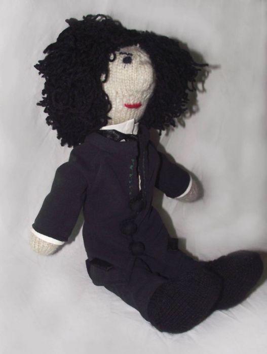 Profesor Snape - maskotka
