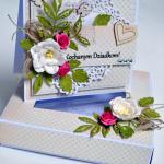 Kartka dla Babci i dziadka -