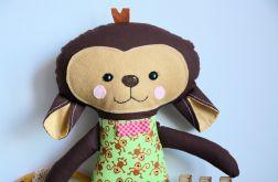 Słodka małpka Piotruś 45 cm