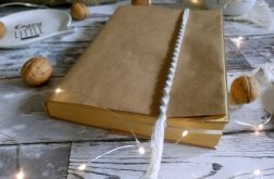 SIMPLE - zakładka do książki, opaska, makrama