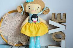 Mała lala Milena 25 cm