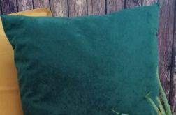 Poduszka dekoracyjna z weluru,45x45cm,kolory