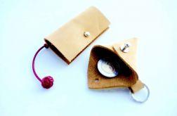Monetnik i organizer na słuchawki/kabel