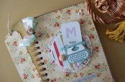 Notatnik Typewriter