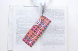 Nowoczesna zakładka do książki - n.4
