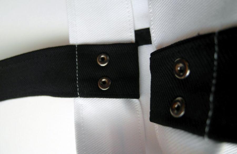 Zające - biała torba bawełniana