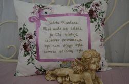 Poduszka na dzień babci