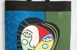 torba czarna worek bagasso- na Fundację
