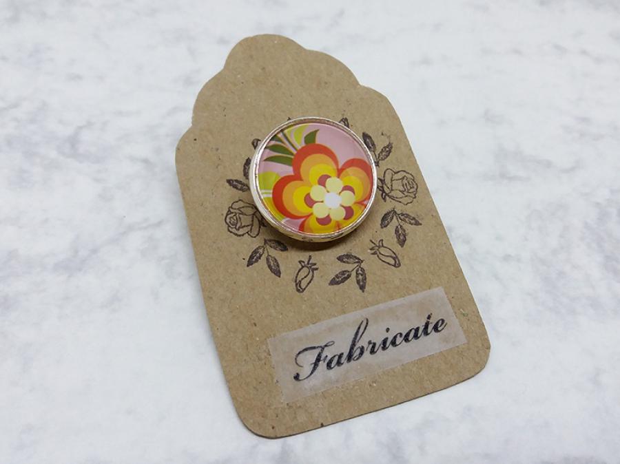 Broszka - Kwiat - Fabricate