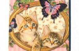 Magnes Kociaki Dla miłośnika zwierząt