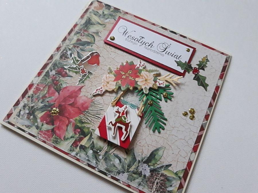 Kartka świąteczna #18