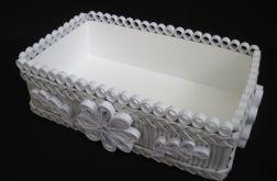 Pudełko papierowe na drobiazgi