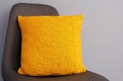 Na drutach dziergana ~ słonecznie żółta