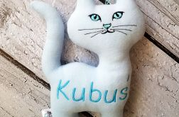 Personalizowany kotek - przytulanka d