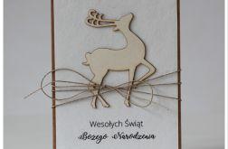 Stylowa kartka Boże Narodzenie 12
