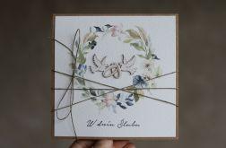 Kartka pamiątkowa na ślub