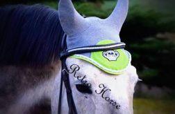 Eleganckie Nauszniki dla konia