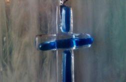 Wisior krzyżyk