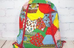 Worek jak patchwork
