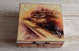 Pudełko z sową