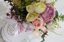 Flowerbox na Pierwszą Komunię Świętą