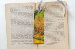 Zakładka do książki jesień 6