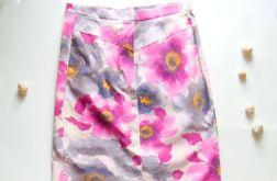 44-sztruksowa spódnica w kwiaty-nr 2