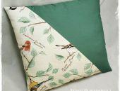 Ptaki II - poduszka dekoracyjna
