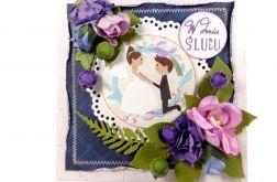 kartka ślubna  #141