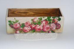 Skrzynka na kwiaty lub zioła