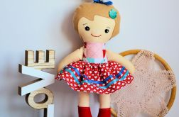 Lalka tancereczka - Bogusia - 35 cm