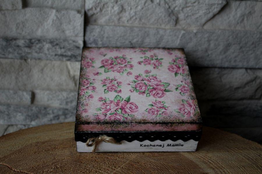 Pudełko na biżuterię Dla Mamy
