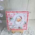 Kartka świąteczna Sweetest Christmas 1 GOTOWA